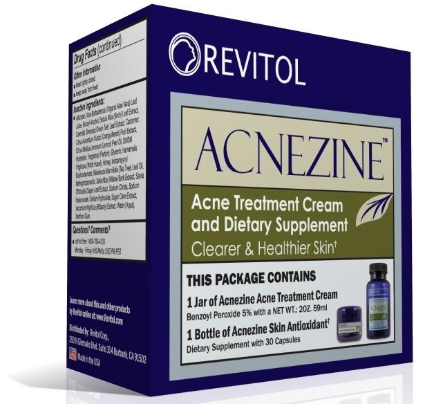 Revitol Acnezine - Acne Solution