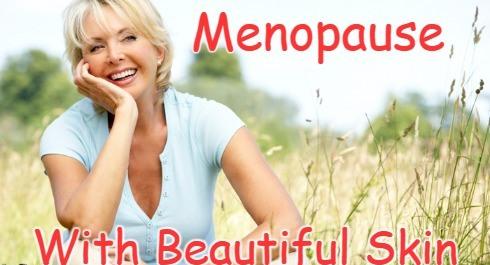 Menopause & Skin care