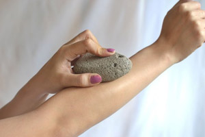 pumice-stone-hair-removal