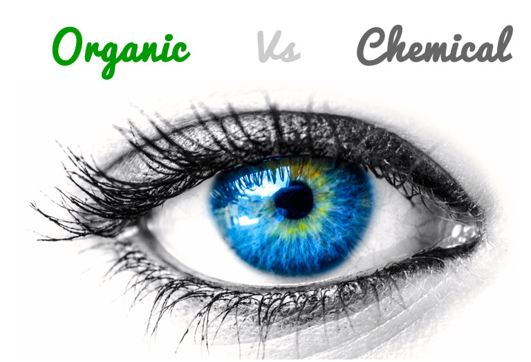 Organic vs Chemical Kohls