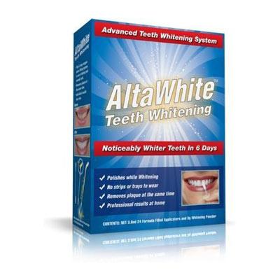 AltaWhite Teeth Whitening