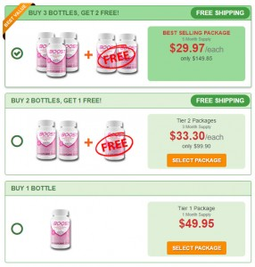 BOOST Breast Milk Enhancer Pricing Review