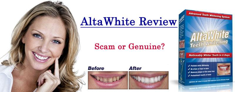 Alta White Review